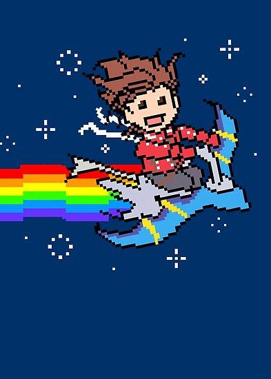 Nyanyanyanyanya Nyan Lloyd! by a745