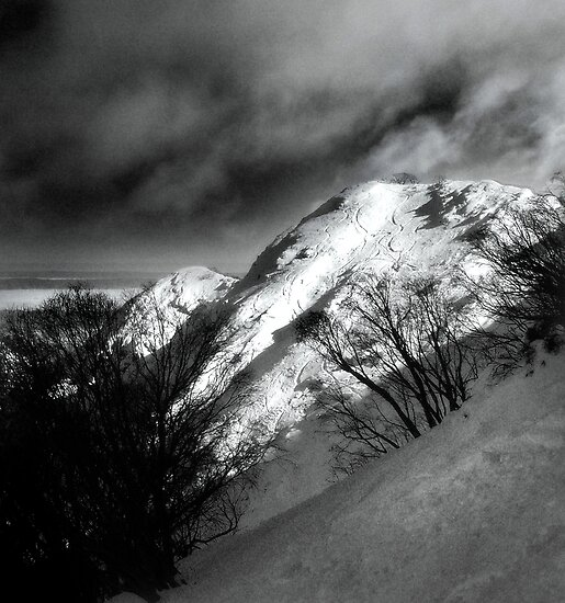 Moonlight Ridge, Mount Buller by Craig Mitchell