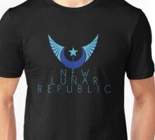 New Lunar Republic Crest Unisex T-Shirt
