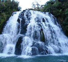 Waterfall Wonder by Nick Hartigan