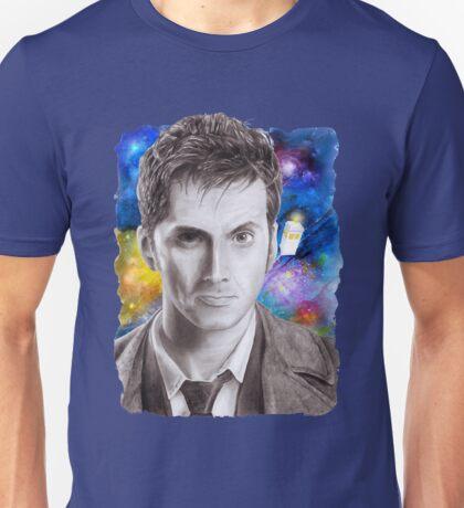 Doctor Who No.10 - David Tennant 1 Unisex T-Shirt