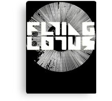 Flying Lotus Cosmo Canvas Print