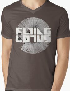 Flying Lotus Cosmo Mens V-Neck T-Shirt