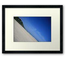 Porth Kidney Sands II Framed Print