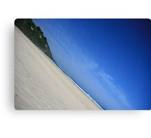 Porth Kidney Sands II Canvas Print