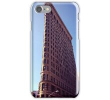 Flatiron Building NYC iPhone Case/Skin