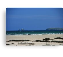 Porth Kidney Sands III Canvas Print