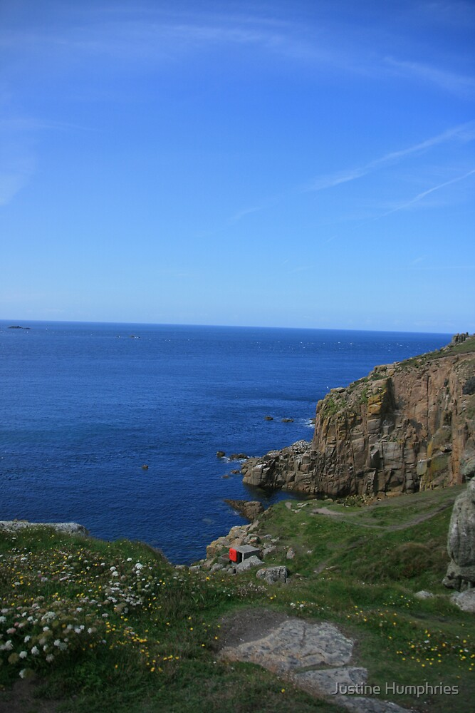 View from Lands End I by Justine Humphries