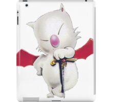 Final Fantasy Moogle iPad Case/Skin