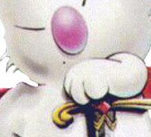 Final Fantasy Moogle Sticker