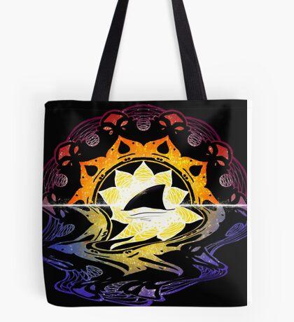 Mandala Sunset Tote Bag