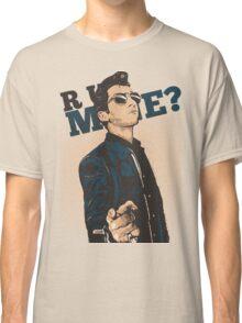 Artic Monkeys - R U Mine? Classic T-Shirt