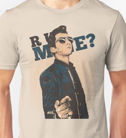 Artic Monkeys - R U Mine? Unisex T-Shirt