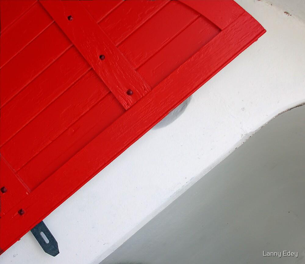 Red Door by Lanny Edey