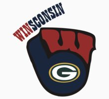 WinSconsin shirt to Represent all of your teams by Casey VanDehy