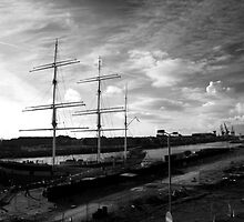 Tall Ship by Steven Ramage