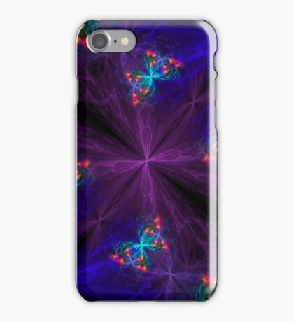 Electric Butterflies iPhone Case/Skin