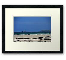 Porth Kidney Sands V Framed Print