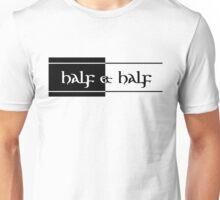 HALF & HALF Unisex T-Shirt