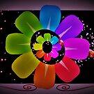 Floral excitement by ♥⊱ B. Randi Bailey