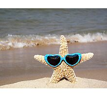 Stylin' Starfish Photographic Print