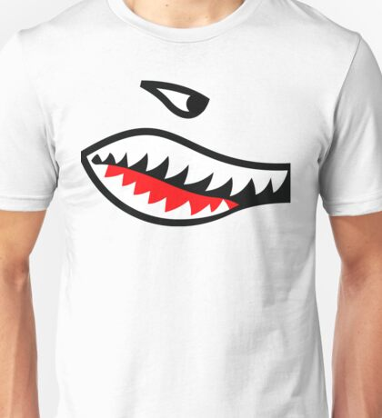 Fighter Teeth Unisex T-Shirt