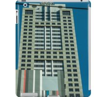 120 collins street, melbourne 6936 iPad Case/Skin