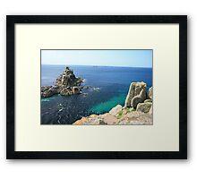Views from Lands End V Framed Print