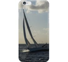 Sailing Towards the Sunlight iPhone Case/Skin