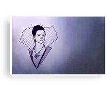 Queen Anne Canvas Print