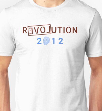 Ron Paul Revolution 2012 Campaign Unisex T-Shirt