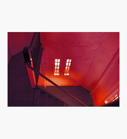 Upstairs Photographic Print