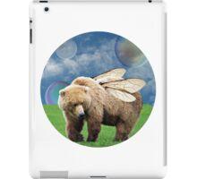 The Bumble-bear iPad Case/Skin
