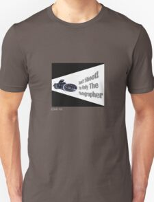 Don't Shoot! I'm only the photographer Unisex T-Shirt