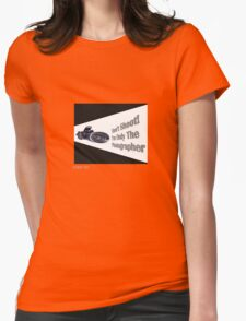 Don't Shoot! I'm only the photographer T-Shirt