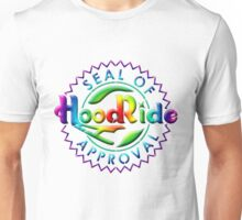 HOODRIDE Seal Of Approval 60s style Unisex T-Shirt