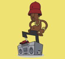 Evolution Of The B-Boy - LL Cool J Kids Clothes