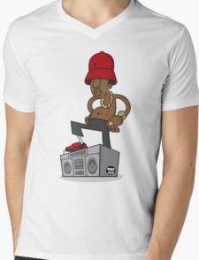 Evolution Of The B-Boy - LL Cool J Mens V-Neck T-Shirt