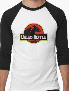 Toothless - Useless Reptile Men's Baseball ¾ T-Shirt