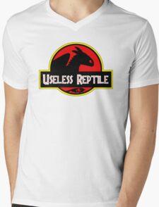 Toothless - Useless Reptile Mens V-Neck T-Shirt
