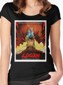 Logan Assassin Women's Fitted Scoop T-Shirt