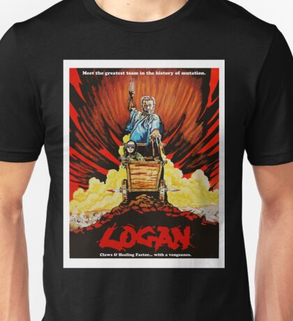 Logan Assassin Unisex T-Shirt