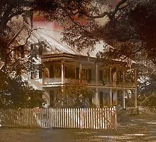 Plantation Home in South Louisiana by kimbeaux1969