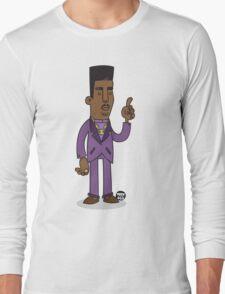 Evolution Of The B-Boy - Big Daddy Kane Long Sleeve T-Shirt