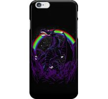 Rainbow in the Night iPhone Case/Skin