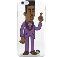 Evolution Of The B-Boy - Big Daddy Kane iPhone Case/Skin