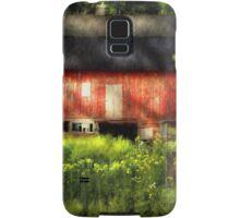 Leave Our Farms Samsung Galaxy Case/Skin