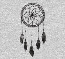 Sketchy Dreamcatcher by scruffyjate