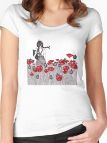 Dreaming of Oz Women's Fitted Scoop T-Shirt