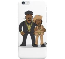 Evolution Of The B-Boy – Eric B & Rakim iPhone Case/Skin